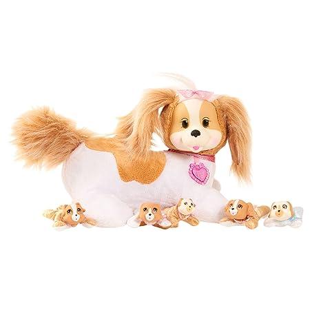 "JP Puppy Surprise JP cachorro cachorro de sorpresa KIKI Wave 7"" peluche"