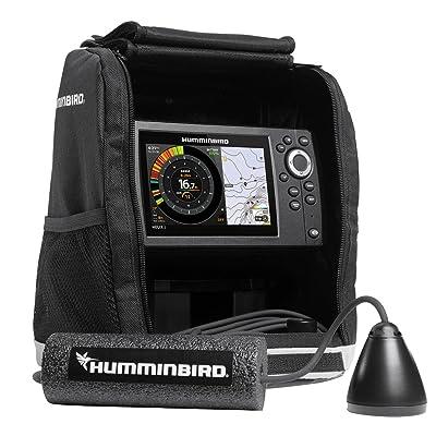 Humminbird 410430-1 ICE Helix 5 Chirp Sonar GPS G2 Fishfinder, 5