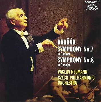 UHQCD DENON Classics BEST ドヴォルザーク:交響曲第7番&第8番