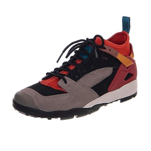 sale retailer 821a5 d9c62 Nike - Sneakers - ACG Air Revaderchi - Rosso/Nero/Grigio/Arancione ...