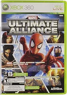 Amazon com: Marvel: Ultimate Alliance 2: Xbox 360: Video Games