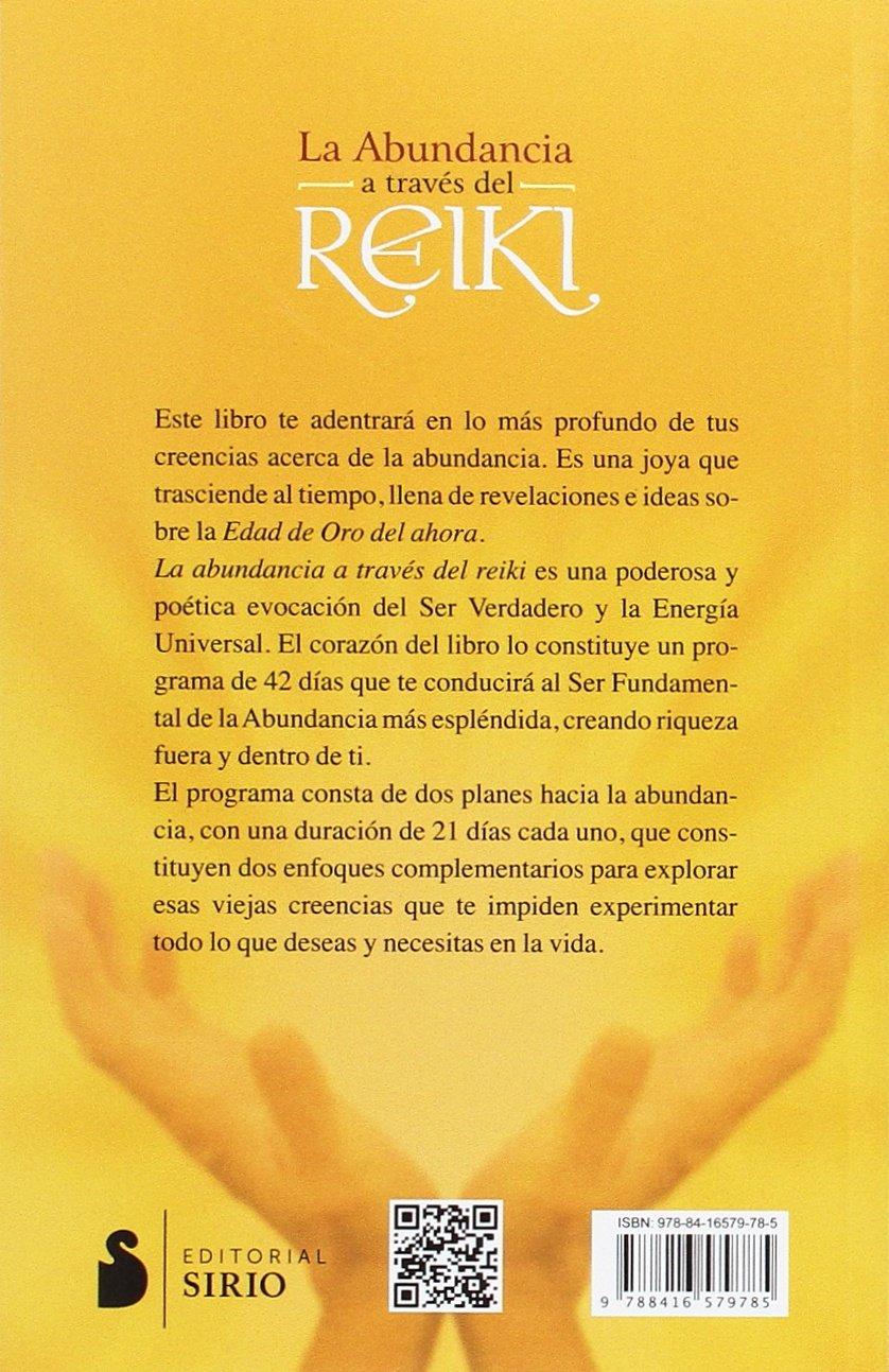 Abundancia a traves del reiki, La (Spanish Edition)