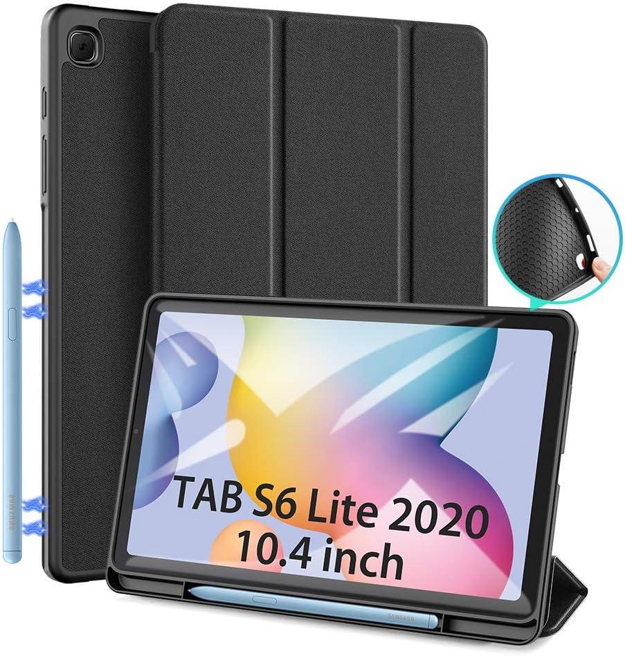 Funda para Samsung Galaxy TAB S6 Lite 10.4 2020 (Negro)