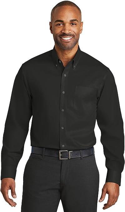 Red House® Non-Iron Twill Shirt. RH78 Black XS: Amazon.es: Hogar