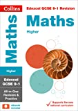 Edexcel GCSE 9-1 Maths Higher All-in-One Revision and Practice (Collins GCSE 9-1 Revision)