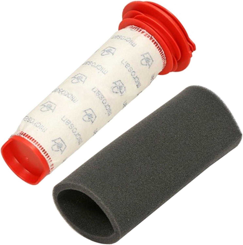 Bosch Athlet - espuma limpiadora para aspirador inalámbrico + Filtro Microsan: Amazon.es: Grandes electrodomésticos