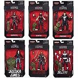 Marvel Knights Marvel Legends Netflix 6-Inch Action Figures Set Of 6