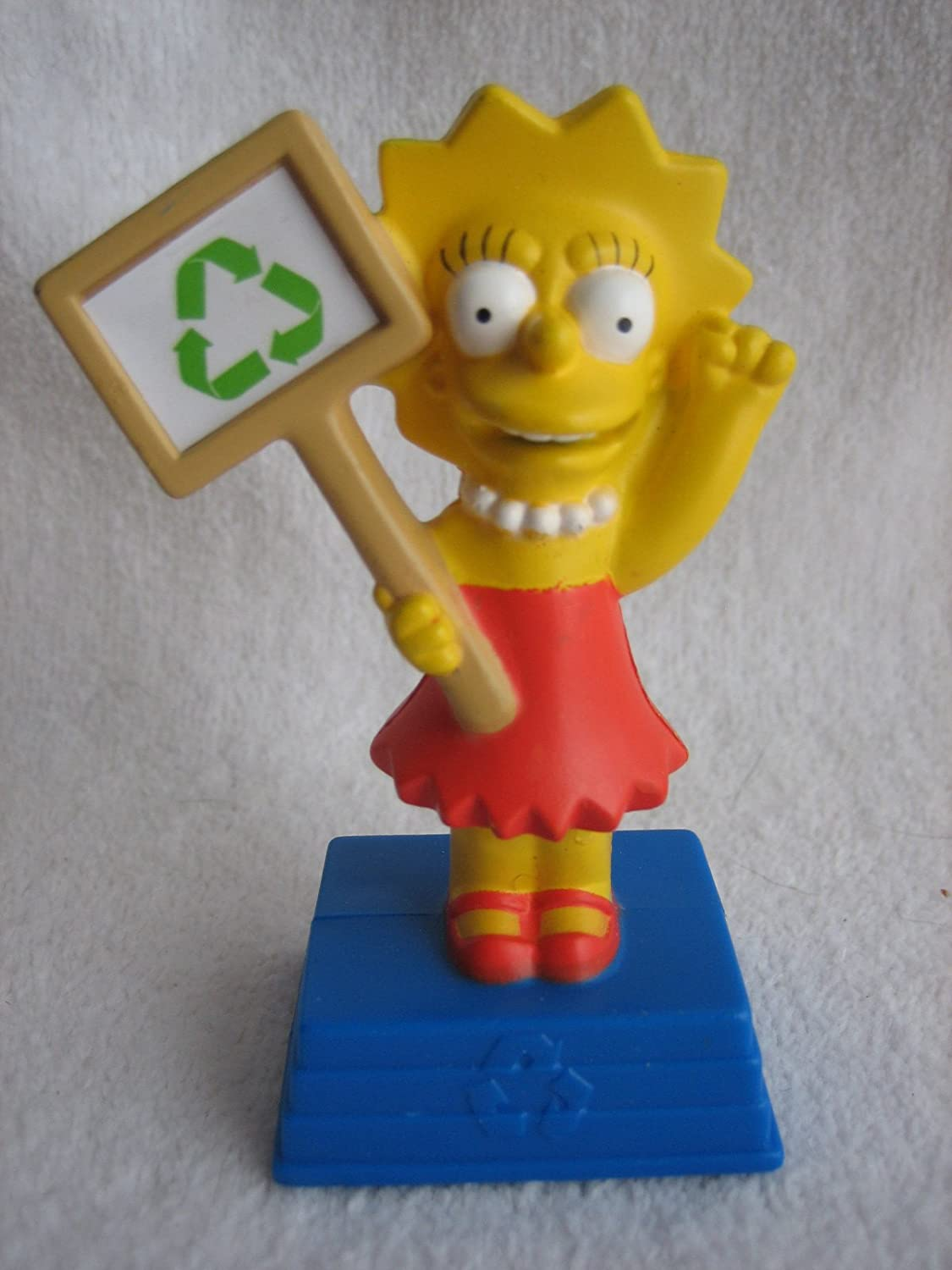 Buy Burger King Simpsons The Movie Lisa 2007 Kids Meal Toy Online At Low Prices In India Amazon In