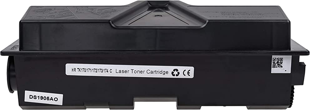 1,250 Pages Inksters Compatible Toner Cartidge Replacement for Dell 1660 332-0399 Black