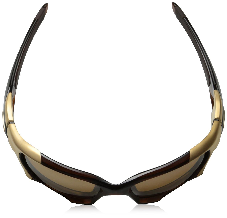 Amazon.com  Oakley Pit Boss II OO9137-03 Polarized Iridium Round Sunglasses 5787f3d20b