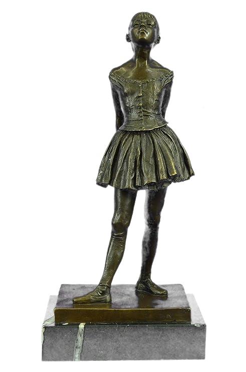 : The Little Fourteen Year Old Dancer Bronze