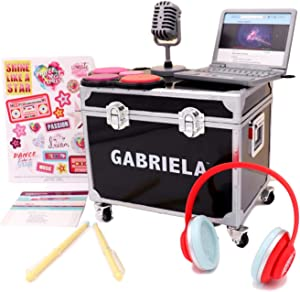 American Girl - Gabriela McBride - Gabriela's Performance Case - American Girl of 2017