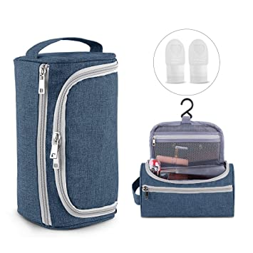 d8a6ecf600bb Amazon.com  AIRSSON Travel Toiletry Bag