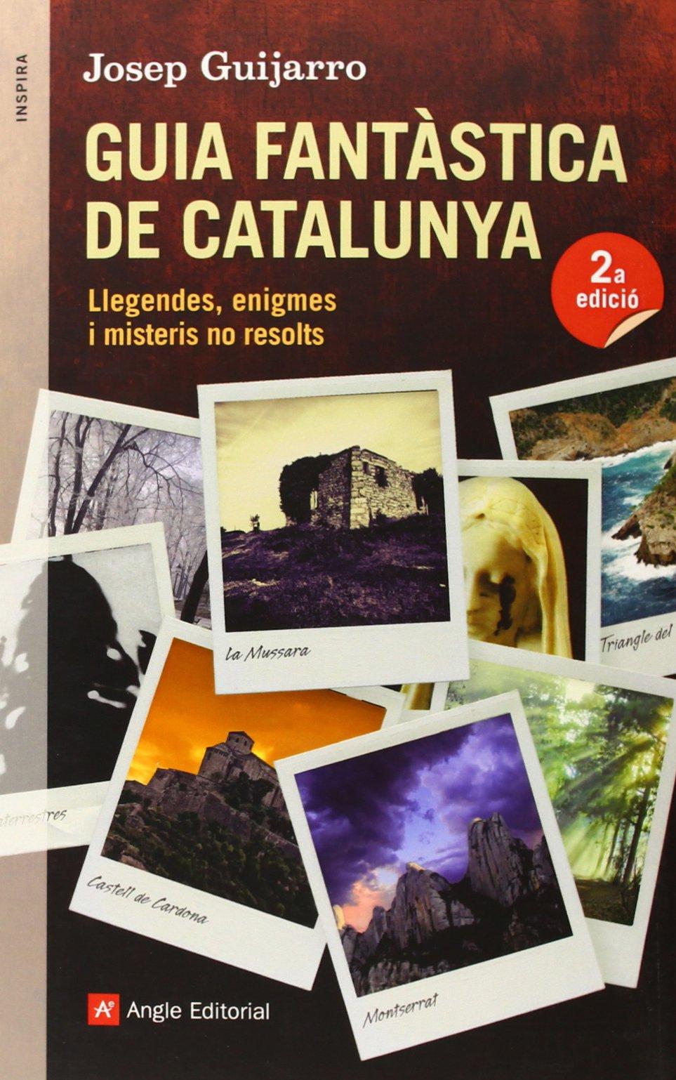 Guia Fantàstica De Catalunya (Inspira): Amazon.es: Guijarro Triadó ...