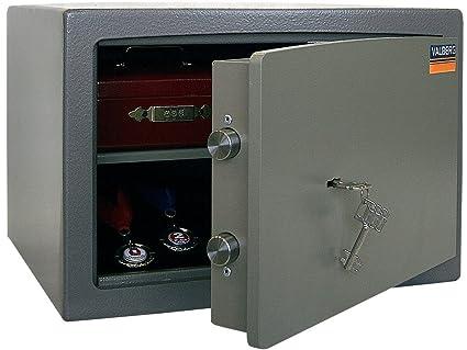 Valberg Caja de seguridad de depósito – resistente a la apertura de la fuerza – 3
