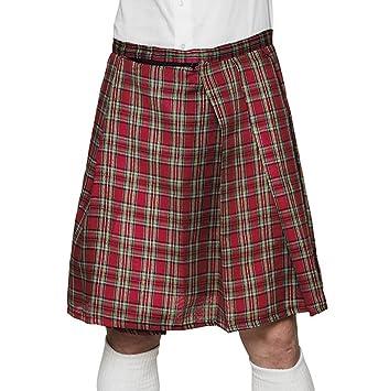 Boland 81224 - Falda escocesa Mr. Tartan: Amazon.es: Juguetes y juegos