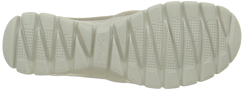 Skechers Damen Ez Flex Flex Ez 3.0 Big Money Sneakers Taupe c64c0c