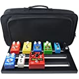 """Guitar Effect Pedalboard Pedal Board Made By Aluminium Alloy 18.5""""x10.6"""""""