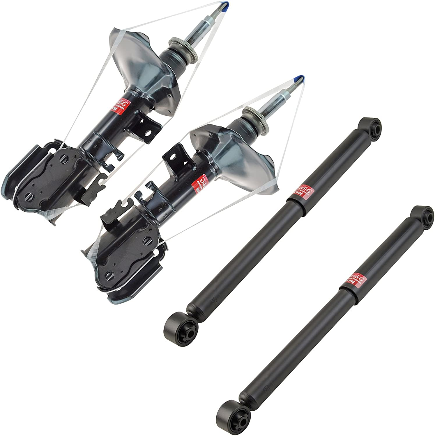 KYB Excel-G Front /& Rear Suspension Shock Absorber for Nissan Infinity SUV