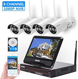 Best Long Range Wireless Security Camera System – Top 5 Pick! 4