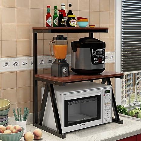 Kitchen Shelves Estante del Horno de microondas/Cocina de ...