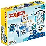 Geomag 134 Magicube Polar Animals - Magnetic Construction Cubes