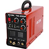 110/220V TIG Welding Machine TIG200P MMA TIG Pulse Portable Inverter TIG Welder 200Amps TIG