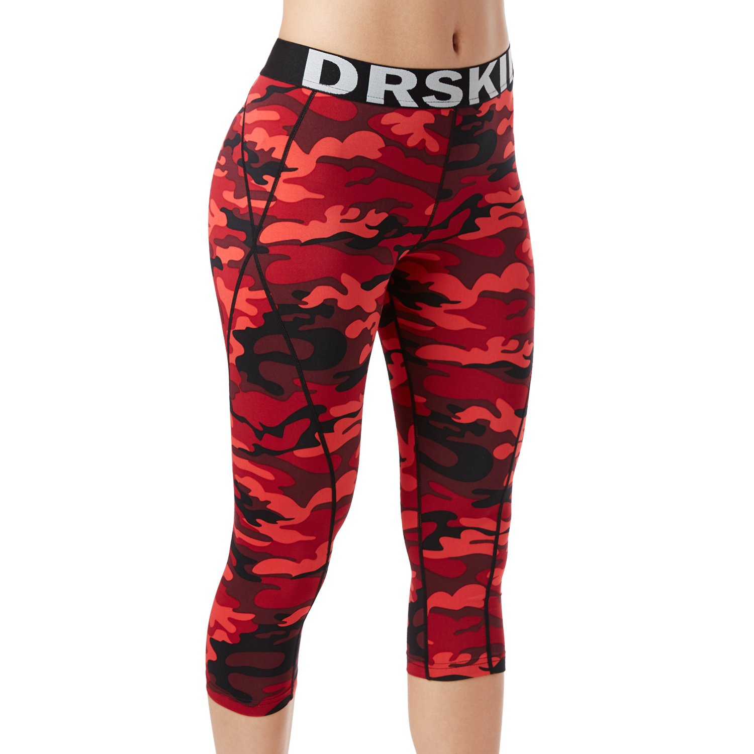 d540691bcee962 DRSKIN Compression Tight Pants Base Layer Running Leggings Women best  Christmas gift