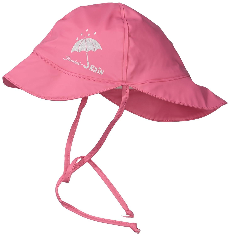 Sterntaler Children's Rain Hat with Neck Guard