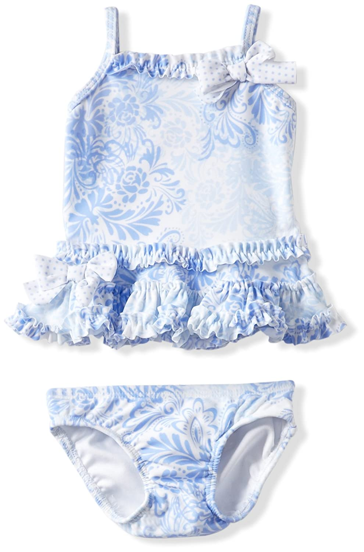 Kate Mack Baby Girls Coney Island 2 Piece Swimsuit