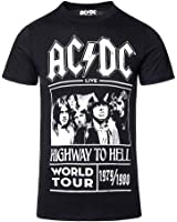 AC/DC T-shirt - Highway To Hell Tour 1979-1980