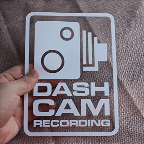 vinyl decal size or magnet free ship Custom Warning sticker Choose words