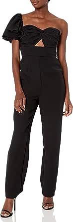 Keepsake the Label Women's Delight One Shoulder Dressy Jumpsuit