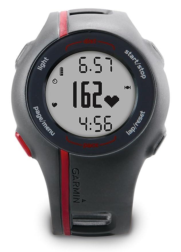 Garmin Forerunner 110 - Reloj GPS con pulsómetro, edición para hombre