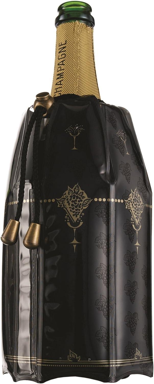 Vacu Vin 3885350 - Enfriador para Botellas de Cava, diseño clásico ...