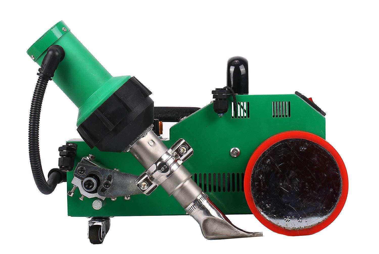 YJINGRUI Máquina soldadora de pancarta automática de PVC 2000W LC ...