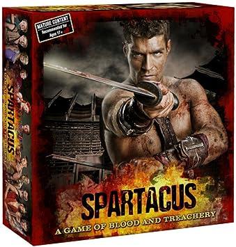 Spartacus: A Game of Blood and Treachery - Juego de Mesa (en ...