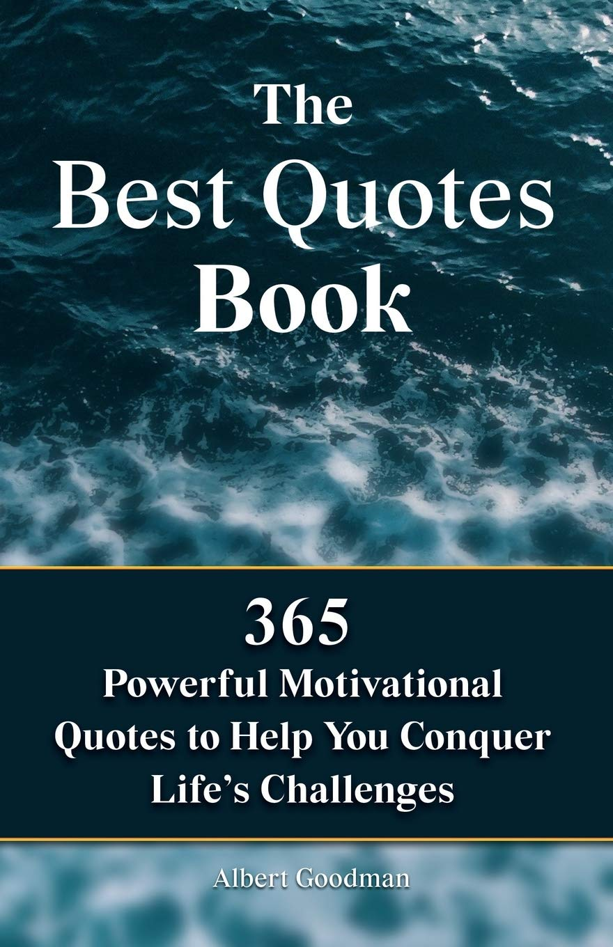 The Best Quotes Book 20 Powerful Motivational Quotes To Help You ...