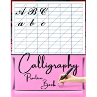 Calligraphy Practice Book: How to Learn to Write Calligraphy - Brush Pen Set and a Hand Lettering Guide Book…