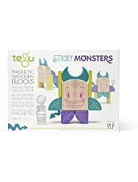 Tegu Pip Magnetic Wooden Block Set