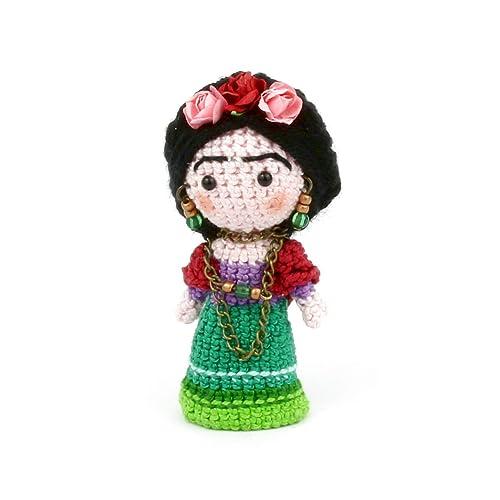 Ginger Crochet Doll curly hair amigurumi doll crochet art   Etsy   500x500