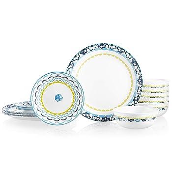 Corelle 18-Piece Dinnerware Set