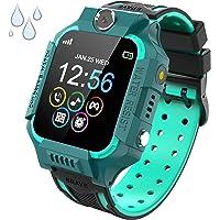 Smartwatch voor kinderen, met 2-wegs gesprek, MP3-camera, rekenmachine, recorder en SOS-spelhorloge voor jongens en…