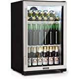 Klarstein Beersafe 3XL nevera - Nevera para bebidas, 98 litros ...