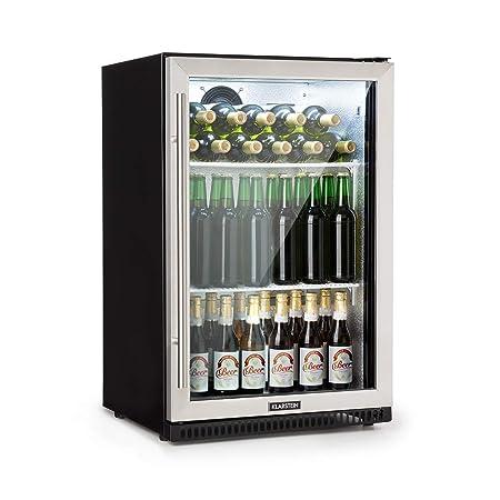 Klarstein Beersafe Pro nevera - Nevera para bebidas, 133 litros, 2 ...