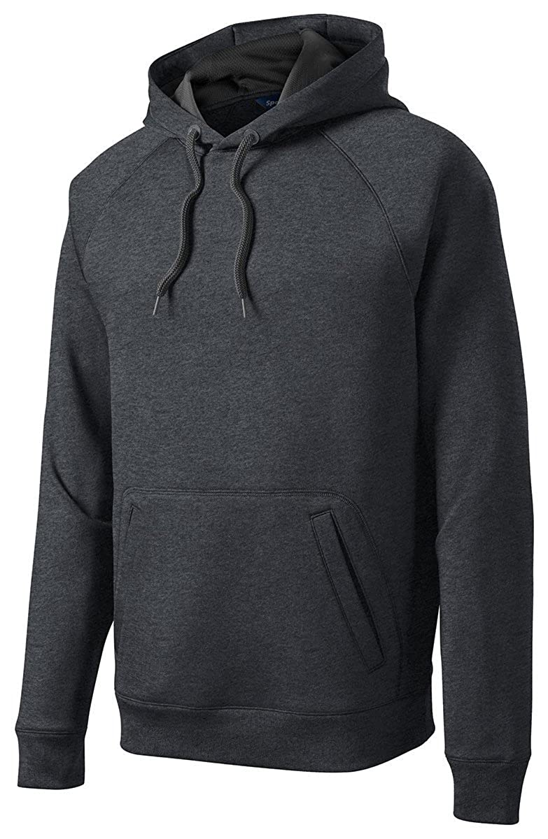Graphite Hthr 4XL Sport-Tek Tech Sweat à Capuche Polaire St250