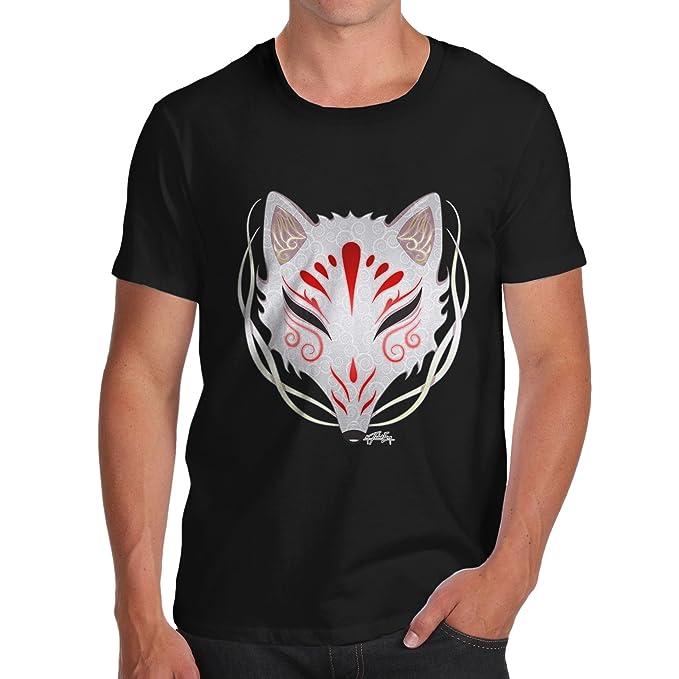 Amazon.com: Twisted Envy de los hombres Kitsune de máscara ...