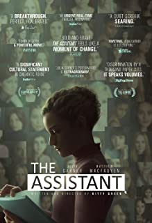 Book Cover: The Assistant