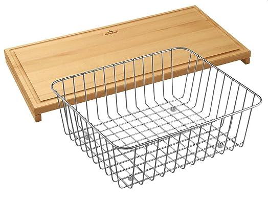 Villeroy & Boch Accessories 8K10 10 00 Wire Basket Kitchen Sink ...