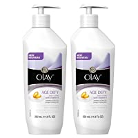 Olay Age Defy Body Lotion, 11.8 Ounce (Pack of 2)